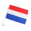 Auto vlag van Nederland Holland ca 45 x 30 cm