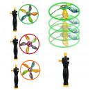 Großhandel Spielzeug: Flugkreisel fliegende Untertasse 3 fach ...