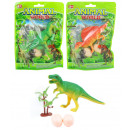 Dinosaur 2 times assorted with accessories in the