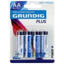 Battery GRUNDIG R6 / AA Mono - ca 12x8,5cm