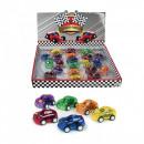 Großhandel Modelle & Fahrzeuge: Speed Racer Rennauto mit Rückzug 6 Farben ...