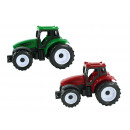 Tractor 2-color assorted with retreat ca 9 x 5 x 5