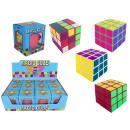 Magic Cube Cubo magico a 3 colori assortito circa