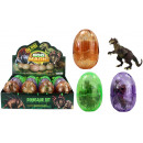 wholesale Blocks & Construction: Dino Egg 6-fold assorted - ca 9cm