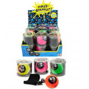 Return ball 4 times assorted - approx 55mm