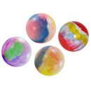 groothandel Ballen & clubs: Ball multi gekleurde ca 22 cm