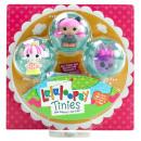 ingrosso Giocattoli: MGA Lalaloopsy  bambola Tinies Mini 3 Design Pack 3