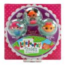 MGA Lalaloopsy bambola Tinies Mini 3 Pack Design 2