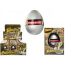 uovo del serpente in scatola - ca 10,5x7,5x5,5cm