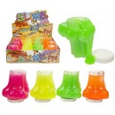 Slime in Dinofuss 4- times assorted - about 8cm