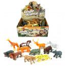 Wildlife 12x aasortito - ca 11-15cm