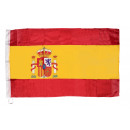 Bandiera Spagna circa 150 x 90 cm