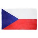 Bandiera della Repubblica Ceca circa 150 x 90 cm