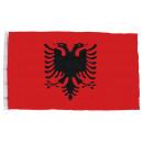 Bandiera Albania circa 150 x 90 cm