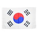 Bandiera Bandiera Corea del Sud circa 150 x 90 cm