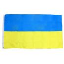 Bandiera Bandiera Ucraina circa 90x150 cm
