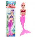 Großhandel Puppen & Plüsch: Puppe Meerjungfrau ca 23 cm