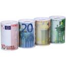 fois assorti billets Euro 4 fois assorti ca 12,5 x