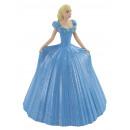 Großhandel Kinder- und Babybekleidung: DISNEY Bullyland Cinderella mit blauem Kleid - ca