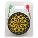 Dartboard with 2 arrows - about 15cm