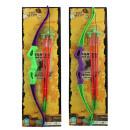 Großhandel Outdoor-Spielzeug: Pfeil- und Bogenset 2-fach sortiert ca 56cm