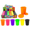 wholesale Gifts & Stationery: Slime 6 colors assorted about 80 assorted each