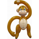 wholesale Toys: inflatable monkey, about 60 cm