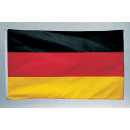 German flag about 90 x 150 cm