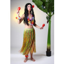 wholesale Toys: Hula skirt colorful, ca. 80 cm