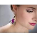 Großhandel Ohrringe: 1 Paar Ohrhänger mit Totenköpfen