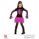 SKELETON BALLERINA (Rock, Shirt,Handschuhe)