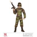 SUPER SOLDIER (muscle shirt, pants, headband)
