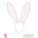wholesale Toys: RABBIT EARS WITH BLACK LACE