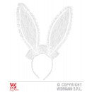 wholesale Toys: RABBIT EARS WITH WHITE LACE