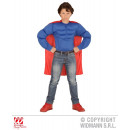wholesale Toys: SUPER MUSCLE HERO  (muscular shirt, cloak)