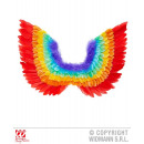 wholesale Toys: FEATHERY WINGS IN RAINBOW COLOURS