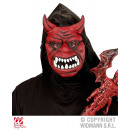 wholesale Toys:DEVILS MASK WITH HOOD