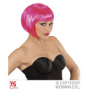 wholesale Toys: HOT PINK CHANEL WIG in polybag