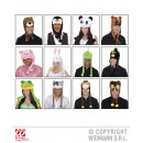 wholesale Toys: HAT WITH ANIMALS sorted in 12 models