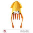 wholesale Toys:HAT GIANT OCTOPUS orange