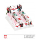 24 HALLOWEEN MAKE UP SETS Display scatola (6 Vampi
