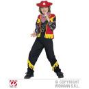 COWBOY (gilet con Stern, pantaloni, cintura, banda