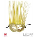 wholesale Toys: MASK IN GOLDEN  COLOR WITH HOLOGRAPHIC HOOD