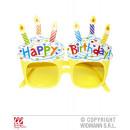 OKULARY Happy Birthday