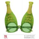 Okulary z szampana