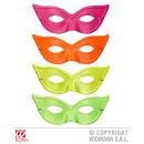 Por Kate máscara de ojo de neón 4 colores
