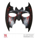 wholesale Toys: BAT MASK UNISEX  WITH BLOODY EYES IN RED slid