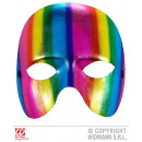 wholesale Toys: METAL PINK UNISEX  HOOD WITHOUT CHIN IN RAINBOW