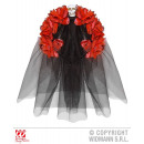 wholesale Toys: HARREIF WITH 6 RED  ROSES WITH SKELETON AND VEIL