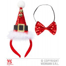 wholesale Toys: MINI  WEIHNACHTSMANNHUT WITH BELLS AND FLY